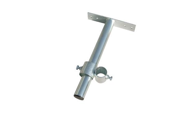 Držák stožáru posuvný 40cm / 50mm